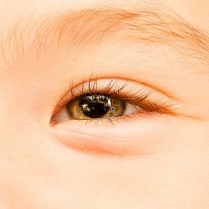 aptimize an eye with Lightroom 4