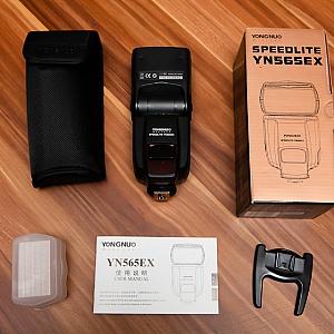 YN565 EX - unboxed