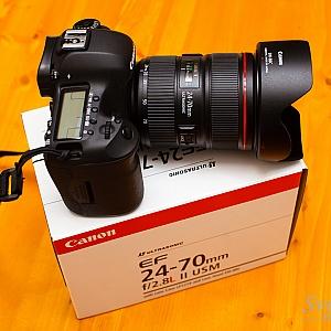 Canon 24-70mm 2.8L USM