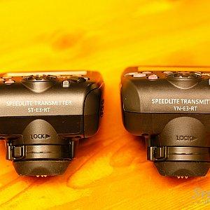 Canon ST-E3-RT vs. YN-E3-RT