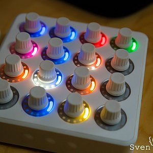 Dj Techtools P554-1 Midi Fighter Twister