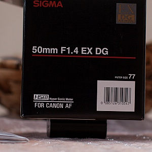 Sigma (134) 50mm 1.4@2.8