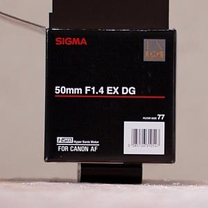 Sigma (170) 50mm 1.4@1.4