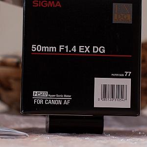 Sigma (170) 50mm 1.4@2.8