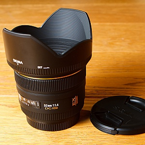 Sigma 50mm 1.4 vs. Canon 50mm 1.4