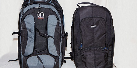 Tamrac Expedition 8 vs. Think Tank Photo Streetwalker HardDrive