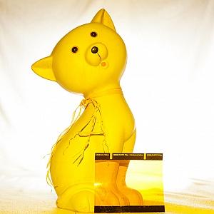 The Honl Photo Professional Lighting System - Oklahoma Yellow