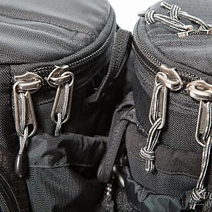 v2.0 vs. v1.0 - Zipper attachements