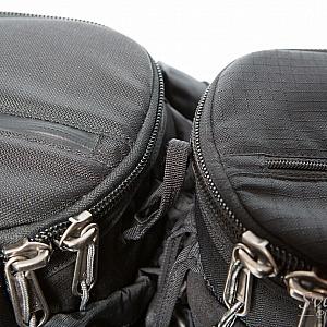 v2.0 vs. v1.0 - Top zipper waether protection