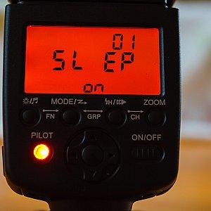 Custom settings - sleep timeout