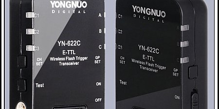 YN-622 Wireless TTL Flash Trigger